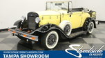 1931 Ford Model A  for sale $18,995