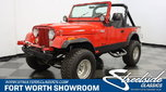 1986 Jeep CJ7  for sale $24,995