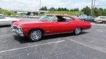 1967 Chevrolet Impala  for sale $17,990