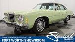 1974 Pontiac Catalina  for sale $9,995