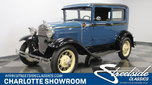 1931 Ford Model A  for sale $21,995