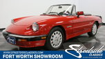 1986 Alfa Romeo  for sale $23,995