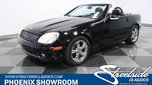 2001 Mercedes-Benz SLK320  for sale $5,995