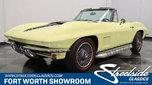 1967 Chevrolet Corvette Convertible  for sale $74,995