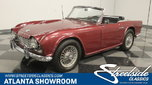 1963 Triumph TR4  for sale $19,995