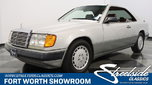 1989 Mercedes-Benz 300CE  for sale $14,995