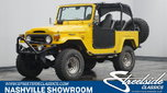 1976 Toyota Land Cruiser  for sale $31,995