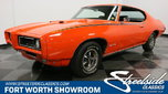 1969 Pontiac GTO  for sale $36,995