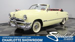 1950 Ford Custom Convertible  for sale $29,995