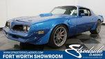 1978 Pontiac Firebird Trans Am Restomod  for sale $64,995