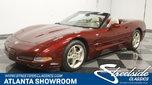 2003 Chevrolet Corvette 50th Anniversary Convertible  for sale $26,995