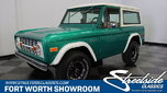 1972 Ford Bronco  for sale $56,995