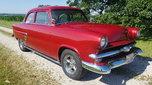 1953 Ford Customline Tudor