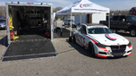 2013 BMW IMSA ST 328i Racecar w/Finished A/C Race Trailer  for sale $55,000