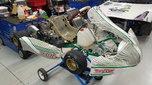 2017 Tony Kart 401 racer w/X30 junior  for sale $4,400