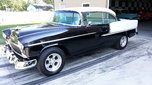 1955 chevy bel air hard top