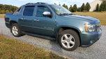 2008 Chevrolet Avalanche LTZ 4WD Air Suspension Loaded