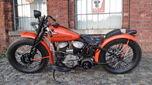 1942 Harley-Davidson Flathead  for sale $9,000