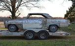 1966 CHEVY II SS 2 DOOR HARDTOP PROJECT