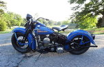 Harley Davidson 1947ul Restored Flathead  for sale $11,000