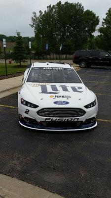 Ford NASCAR w/ Trailer