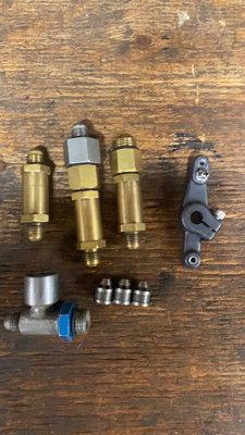 Enderle 80A -1 Fuel pump enderle belt drive setup &