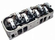BBC 370 FULLY 'CNC PORTED' HEADS- JESEL SHAFT ROLLER ROCKERS  for Sale $3,298
