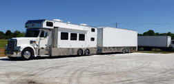 2006 S&S hauler with liftgate trailer