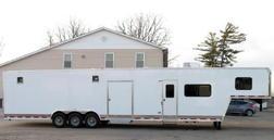 FLASH SALE $39,995  44' w/12'XE+8' Living Quarters