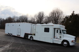 NRC 14' TOTERHOME & 2006 WILDSIDE 44' LIFTGATE TRAILER for Sale $149,900