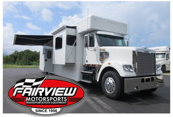 NEW 2019 NRC/FAIRVIEW MOTORSPORTS 35' MOTORHOME  for sale $359,000