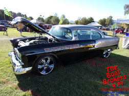 1955 Chevrolet Bel Air  for sale $125,000