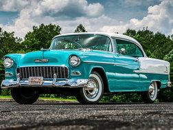 """1955 Chevrolet Bel Air """"George Jones"""""""