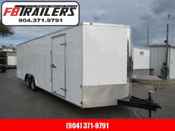 2021 Continental Cargo 24ft V-Nose Car / Racing Trailer for Sale $6,199
