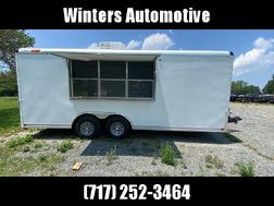 2021 WELLS CARGO WHD8520T3 CONCESSION ENCLOSED CARGO TRAILER  for sale $22,999
