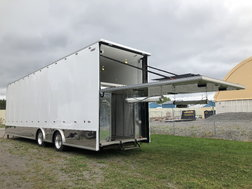39' Liftgate Custom Trailer  for sale $65,000