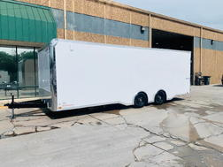 NEW 2020, 8.5'X24' LOOK IGNITE TANDEM AXLE ENCLOSED TRAILER