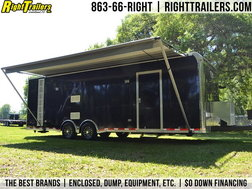 28' Custom Command Center Trailer! for Sale