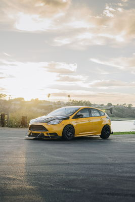 13' Ford Focus ST Full Welded cage Road race or Track day