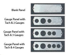 Dashboard Kits Aluminum  for Sale $199.38