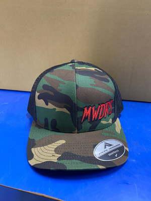 MWDRS Army Trucker Hat