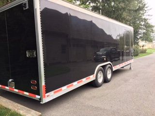 2011 26' Gold Rush Trailer  for Sale $32,000