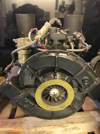 Boeing 502 Jet Turbine Turboshaft Engine  for Sale $5,000