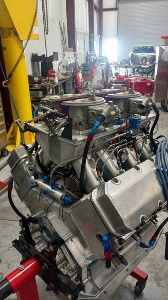 PRO Mod - Top Sportsman Motor  for Sale $28,000