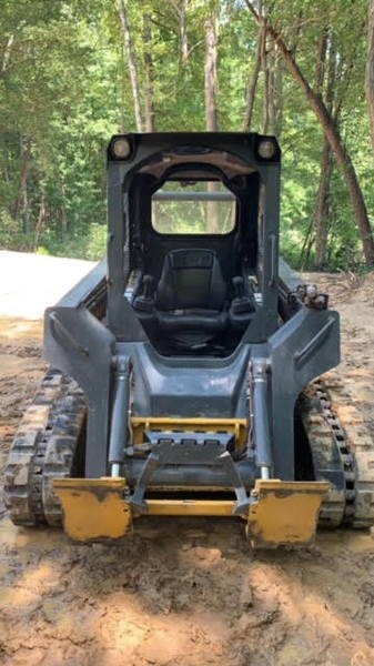 2012 John Deere Skid Steer 323D 1645 Hrs.  for Sale $25,000