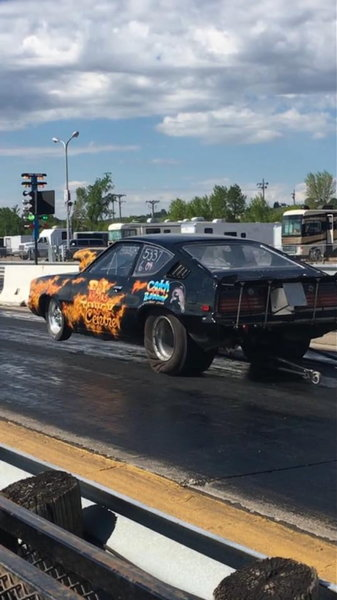 Plymouth Arrow Drag Car Tube Chassis Trades Accepted!!!