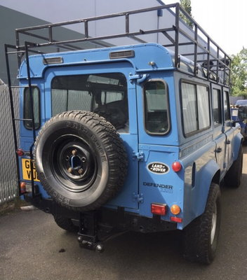 1991 Land Rover Defender Turbo Diesel