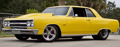 1965 chevy chevelle pro touring