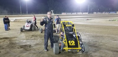 Sprint Car Driver for hire