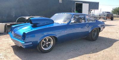 1975 Vega Perfect Bracket car proven winner